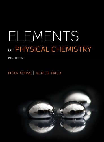 Elements of Physical Chemistry: Atkins, Peter; de