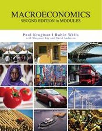 Macroeconomics Second Edition in Modules