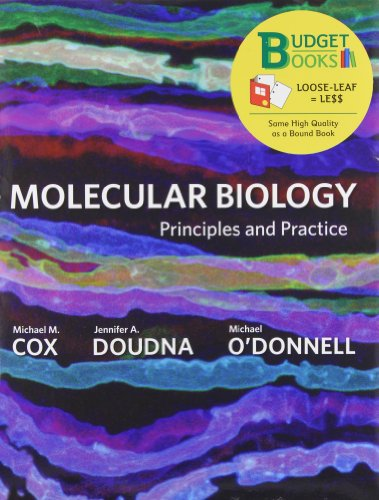 9781429292733: Molecular Biology (loose leaf) & eBook Access Card (Budget Books)