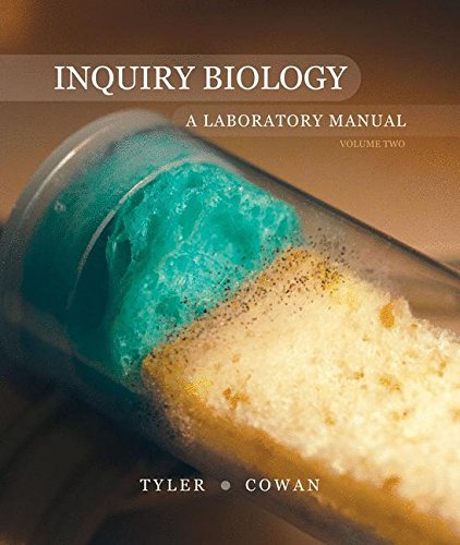 9781429292894: Inquiry Biology, Volume Two: A Laboratory Manual