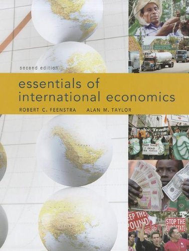 Essentials of International Economics & Aplia International Economics 1 Semester Access Card: ...