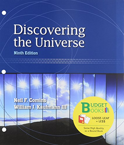 9781429294447: Discovering the Universe (Loose Leaf) & AstroPortal Access Card