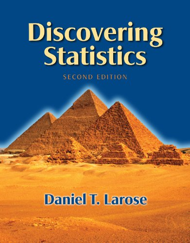 Discovering Statistics: w/Student CD & Tables and: Daniel T. Larose