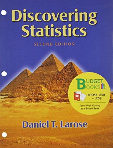 Discovering Statistics (Loose Leaf): w/Student CD Tables