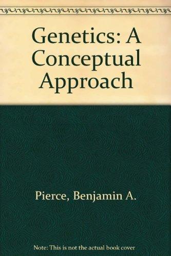 9781429295314: Genetics: A Conceptual Approach