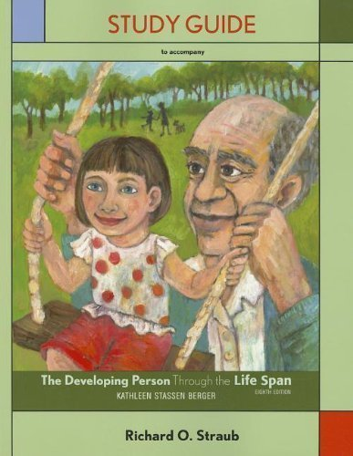 9781429295376: Developing Person Through the Life Span (Loose Leaf) & Study Guide