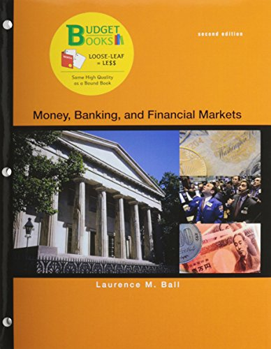 9781429298285: Money, Banking & Financial Markets (Loose Leaf) & Study Guide