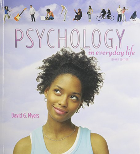 Psychology in Everyday Life & eBook Access Card: Myers, David G.