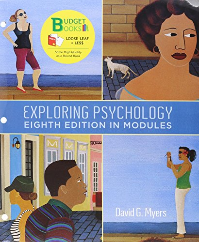 9781429299558: Experiencing Psychology in Modules (Loose Leaf) & eBook Access Card