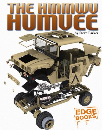9781429600934: The HMMWV Humvee (Cross-Sections)
