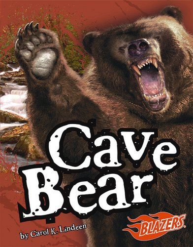 9781429601139: Cave Bear (Extinct Monsters)