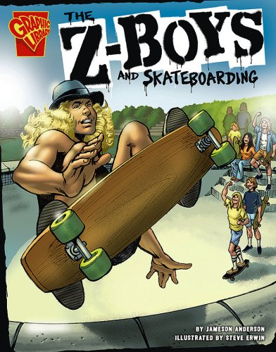 The Z-Boys and Skateboarding (Inventions and Discovery) (1429601507) by Anderson, Jameson