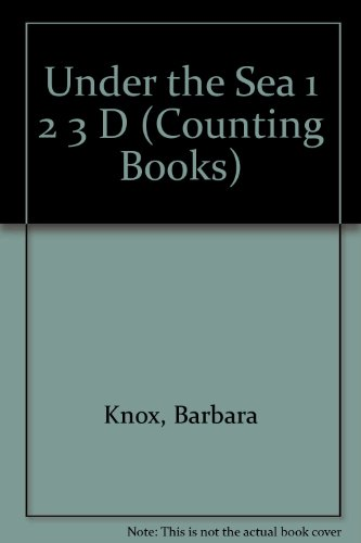 9781429611374: Under the Sea 1, 2, 3: Counting Ocean Life (Counting Books)