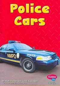 9781429611459: Police Cars (Mighty Machines)