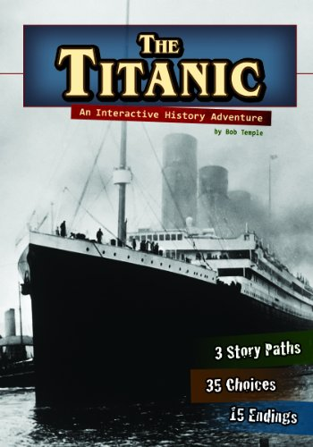 9781429611824: The Titanic (You Choose!)