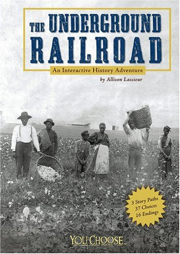9781429611831: The Underground Railroad: An Interactive History Adventure (You Choose: History)