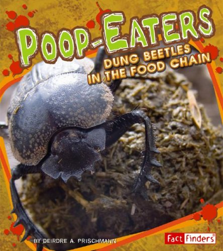 9781429612654: Poop-Eaters: Dung Beetles in the Food Chain (Extreme Life)