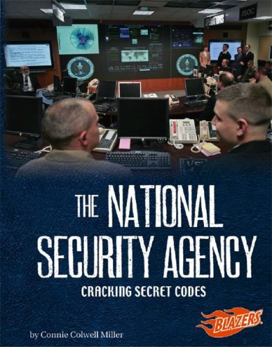 9781429612746: The National Security Agency: Cracking Secret Codes (Line of Duty)