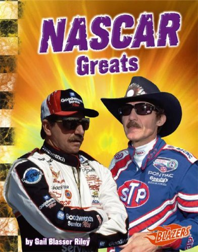 NASCAR Greats (The World of NASCAR) (1429612878) by Riley, Gail B.