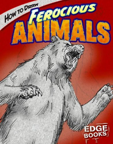 How to Draw Ferocious Animals (Drawing Cool: Aaron Sautter