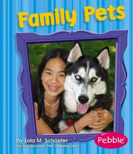 9781429617529: Family Pets (Families series)