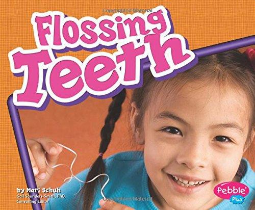 Flossing Teeth (Healthy Teeth): Mari Schuh