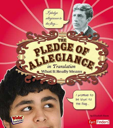 The Pledge of Allegiance in Translation: What: Elizabeth Raum