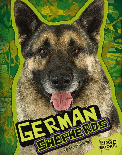 9781429619516: German Shepherds (All About Dogs)
