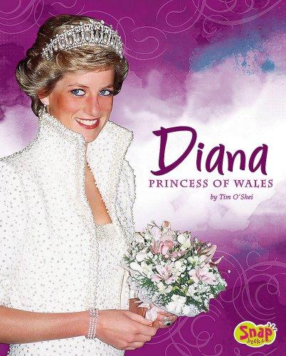 Diana, Princess of Wales (Queens and Princesses): O'Shei, Tim