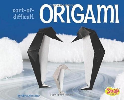 Sort-of-Difficult Origami: Chris Alexander