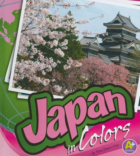 9781429622240: Japan in Colors (World of Colors)