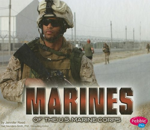 9781429622523: Marines of the U.S. Marine Corps (People of the U.S. Armed Forces)