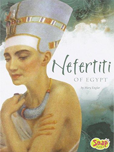 9781429623094: Nefertiti of Egypt (Queens and Princesses)