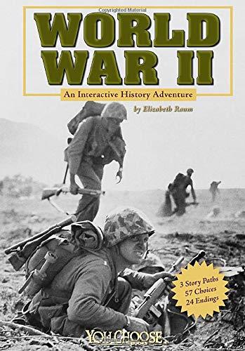 9781429623445: World War II: An Interactive History Adventure (You Choose: History)