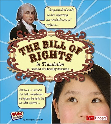9781429628433: The Bill of Rights in Translation: What It Really Means (Kids' Translations)
