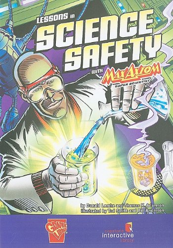 9781429629652: Lessons in Science Safety with Max Axiom, Super Scientist