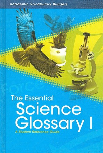 The Essential Science Glossary I: A Student: Red Brick Learning