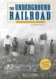 9781429630856: The Underground Railroad [Scholastic]: An DVD History Adventure