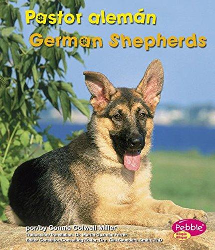 9781429632577: Pastor alemán/German Shepherds (Perritos/Dogs) (Multilingual Edition)