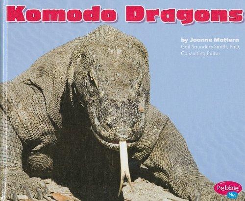 Komodo Dragons (Reptiles) (1429633212) by Joanne Mattern