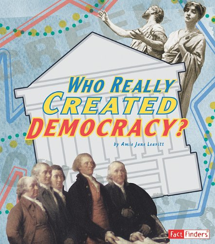 9781429633437: Who Really Created Democracy? (Race for History)