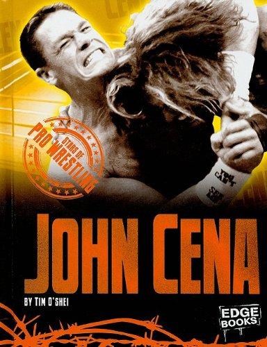 9781429633475: John Cena (Stars of Pro Wrestling)