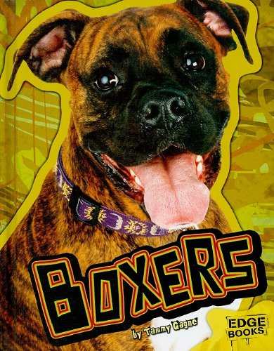 9781429633659: Boxers (All About Dogs)