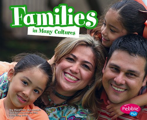 Library Book: Families in Many Cultures (Life Around the World): National Geographic Learning