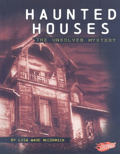9781429633949: Haunted Houses: The Unsolved Mystery (Mysteries of Science)
