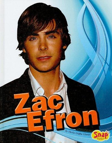 9781429634021: Zac Efron (Star Biographies)