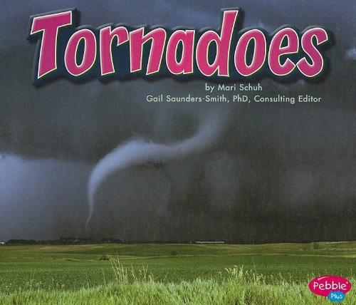 9781429634342: Tornadoes (Earth in Action)