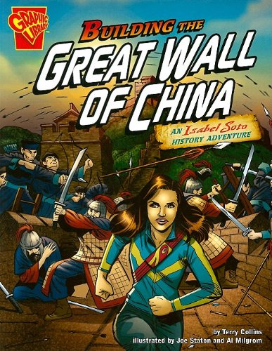 9781429638906: Building the Great Wall of China (Graphic Library: Graphic Expeditions)