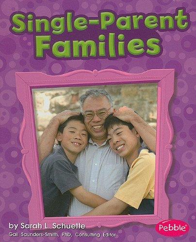 9781429639804: Single-Parent Families (My Family)