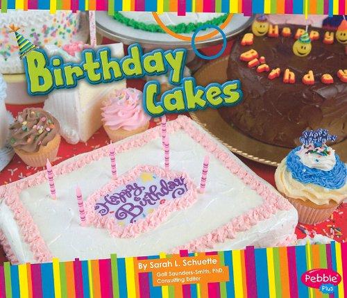 9781429639989: Birthday Cakes (Happy Birthday!)